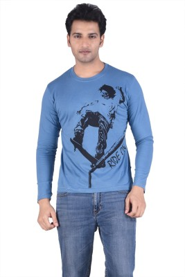 TSG Breeze Printed Men's Fashion Neck T-Shirt