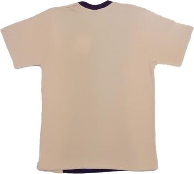 Plipsh Printed Boy's Round Neck T-Shirt