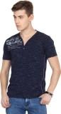 Derby Jeans Community Solid Men's V-neck...