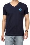 Banyan Roots Solid Men's V-neck T-Shirt