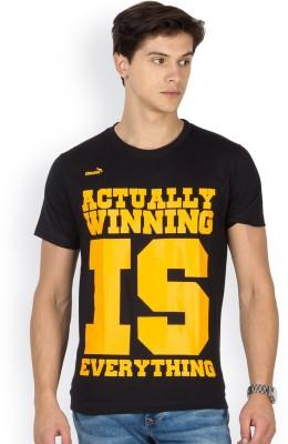 Kingaroo Printed Men's Round Neck T-Shirt
