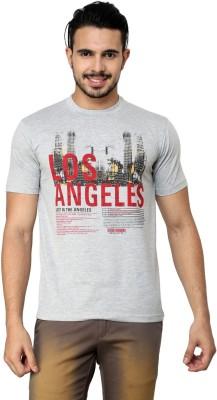 Cotton County Premium Printed Men's Round Neck T-Shirt