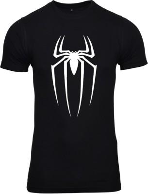 Avenster Printed Men's Round Neck T-Shirt
