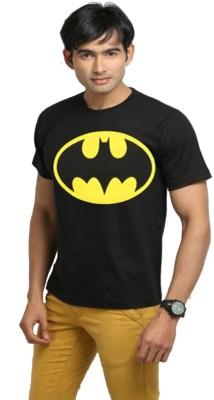 Bornify Printed Men's Round Neck Multicolor T-Shirt