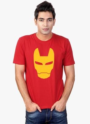 Sharq Printed, Graphic Print Men's Round Neck T-Shirt