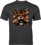 Graphic6 Graphic Print Men's Round Neck ...