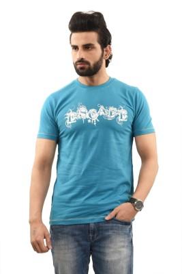 TSG Escape Printed Men's Round Neck T-Shirt