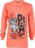 Meril Boys Printed (Orange)