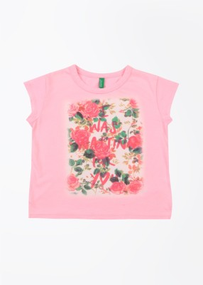 United Colors of Benetton Girl's T-Shirt