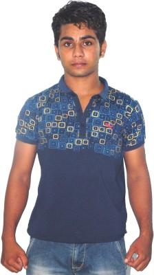 Fashion Passion Printed Men's Polo T-Shirt
