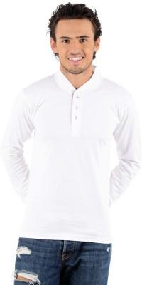 Bigidea Solid Men's Henley T-Shirt