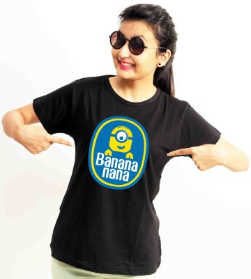 Sukhiaatma Printed Women's Round Neck T-Shirt
