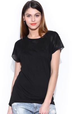 GAS Solid Women's Round Neck T-Shirt