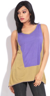 Mossimo Solid Women's V-neck T-Shirt