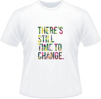 Lycra Graphic Print Boy's Round Neck T-Shirt