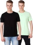 Aventura Outfitters Solid Men's Henley B...