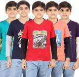 Meril Boys Solid (Multicolor)