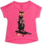 Nike Girls Printed (Pink)