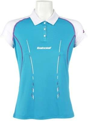 Babolat Solid Women's Polo T-Shirt
