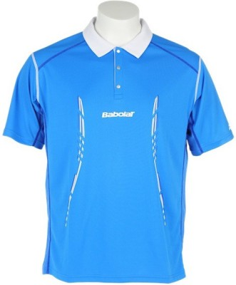Babolat Solid Men's Polo T-Shirt