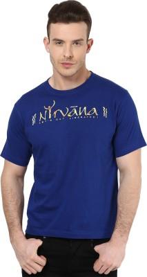 Nirvana Printed Men's Round Neck T-Shirt
