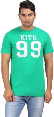 Kite Clothing Printed Men's Round Neck T-Shirt