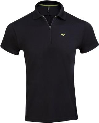Wildcraft Solid Men's Polo T-Shirt