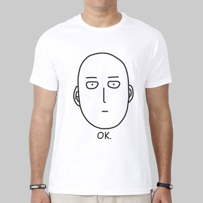 ComicSense Printed Men,s, Women's Round Neck White T-Shirt