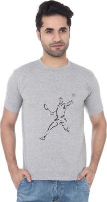TshirtVilla Printed Men's Round Neck T-Shirt