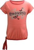 Blueriver Girls Graphic Print (Orange)