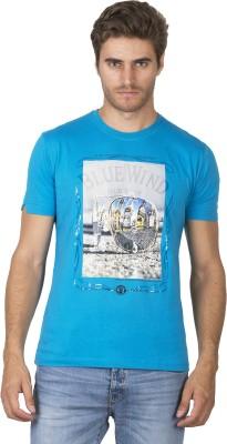 Duke Stardust Printed Men's Round Neck T-Shirt