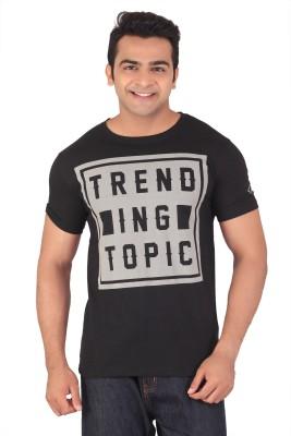 Radbone Printed Men's Round Neck T-Shirt