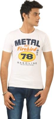 Eddie Van Halen Printed Men,s Round Neck White T-Shirt