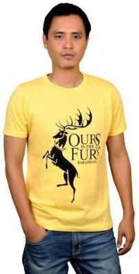 Amazing Youth Printed Men's Round Neck T-Shirt