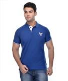 Surly Self Design Men's Polo Neck Blue T...