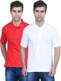 Blackburne Inc Solid Men's Polo Multicol...