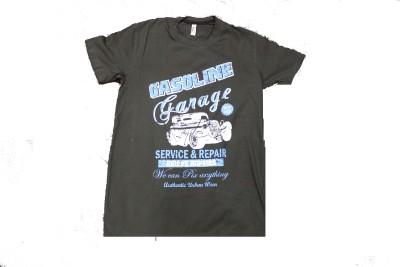 CLICKPURCH Printed Men's Round Neck T-Shirt