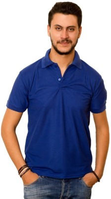 Dreamz Clothing Co Solid Men,s Polo Neck T-Shirt