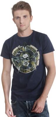 Gartino Graphic Print Men's Round Neck T-Shirt