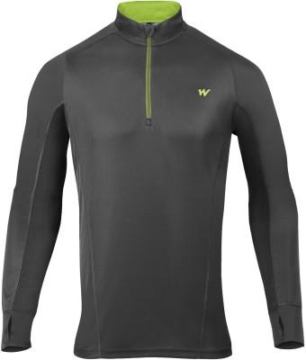 Wildcraft Solid Men's Round Neck T-Shirt