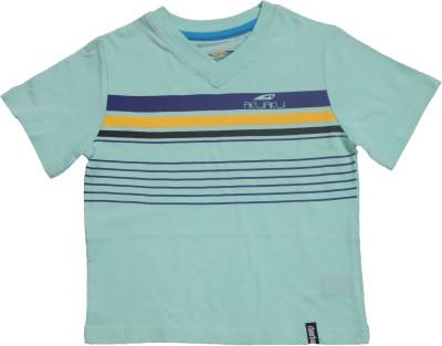Mankoose Striped Boy's V-neck T-Shirt