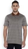 Raymond Striped Men's Polo Neck Multicol...
