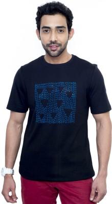 Fabnavitas Printed Men's Round Neck T-Shirt