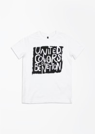 United Colors of Benetton Boys Printed