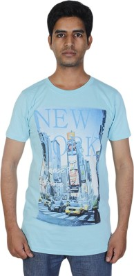 Jon Wick Printed Men's Round Neck T-Shirt
