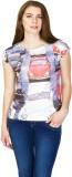 Ushirts Graphic Print Women's Round Neck...