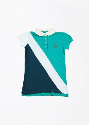 US Polo Girl's T-Shirt