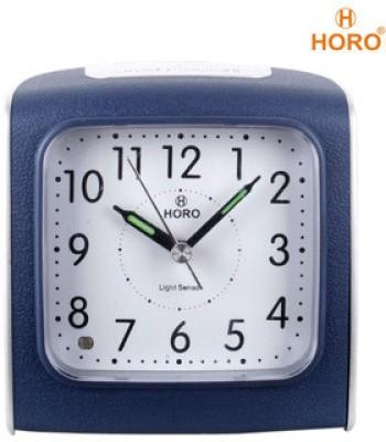 Horo Analog Blue Clock