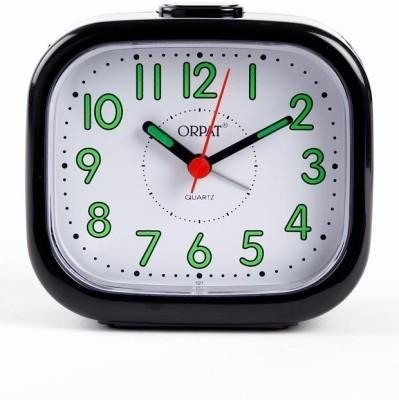 Orpat Analog Black Clock