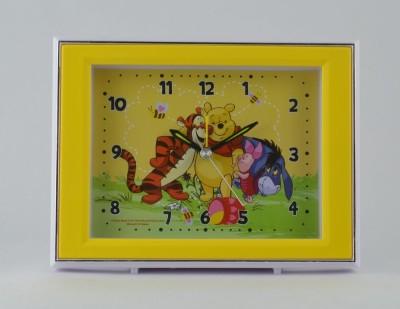 Disney Analog Multicolor Clock